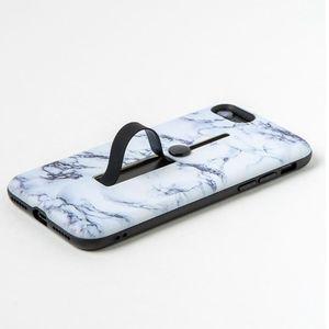 White MarblePhone Case - Fits iPhone 7 Plus/8 Plus